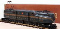 PRR-Ellok (Electric locomotive) GG1