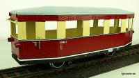 HSB Triebwagen (Rail car) T1 187 001