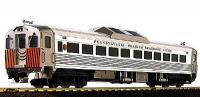 Pennsylvania Reading Seashore Lines RDC-1 Triebwagen (Rail diesel car), M410