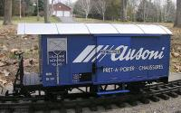 MOB Güterwagen (Box car) Ausoni