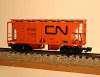 CN Covered Hopper