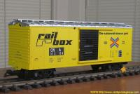 Canadian National Railbox Güterwagen (Box car) 312114