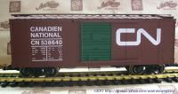 Canadian National Güterwagen (Box car) 538640