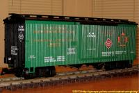 Canadian National Güterwagen (Box car) 10572