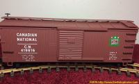Canadian National gedeckter Güterwagen (Box car) 419616