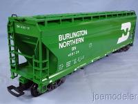 Burlington Northern Center Flow-Hopper