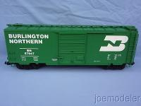 Burlington Northern Güterwagen (Boxcar) 57947