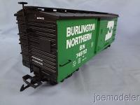 Burlington Northern Box Car 748112