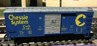 Chessie System Güterwagen (Box car) 471881