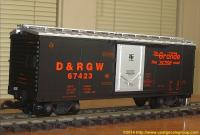 D&RGW Güterwagen (Box car) 67423