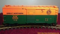 Great Northern 40-Ft gedeckter Güterwagen (Box car) 87003