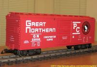 Great Northern Güterwagen (Box car) 23008