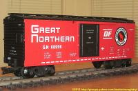 Great Northern Güterwagen (Box car) 08998