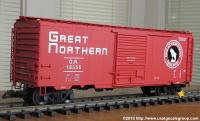 Great Northern Güterwagen (Box car) 18555