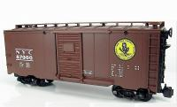 NYC 40-Ft gedeckter Güterwagen (Box car) 87000