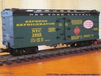 New York Central Kühlwagen (Reefer) NYC 1042