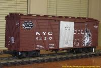 NYC Güterwagen (Box car) 5430