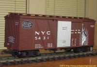 NYC Güterwagen (Box car) 5431
