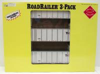 Norfolk Southern Roadrailer System - Triple Crown (Dreier-pack/Three-pack)
