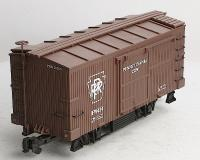 PRR 20 ft US gedeckter Güterwagen Box car) 25550