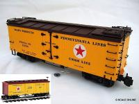 Pennsylvania Union Lines Kühlwagen (Reefer)