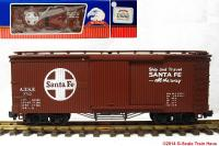 Santa Fe Güterwagen (Box car) 3712
