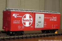 Santa Fe Güterwage (Box car) 260361