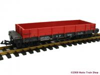Southern Pacific Niederbordwagen (Low-sided gondola) 4061, Version 1