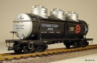 Southern Pacific Kesselwagen (Three Dome Tank Car)