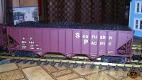 Southern Pacific Hopper 464146