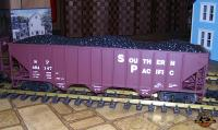 Southern Pacific Hopper 464147