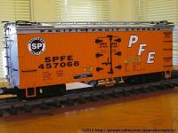 Pacific Fruit Express Kühlwagen (Reefer) SPFE 457068
