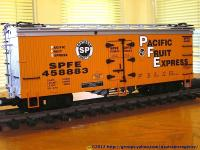 Pacific Fruit Express Kühlwagen (Reefer) SPFE 458883