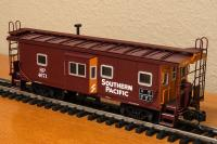 Southern Pacific Bay Window Caboose 4671
