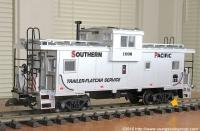 Southern Pacific Caboose 1096