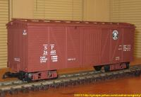 Southern Pacific Güterwagen (Box car) 26485