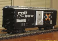 Southern Pacific Rail Box Güterwagen (Box car) 2000