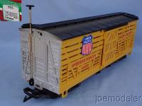 Union Pacific Viehwagen (Live Stock Car)