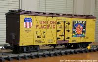 Trojan Apples Union Pacific Kühlwagen (Reefer) 1055