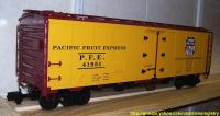 Union Pacific 40-Fuß Kühlwagen (40-ft reefer) PFE 41951