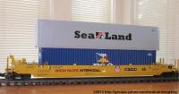 Union Pacific Intermodal Container Wagen (Container car) 77374