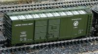US Army Gedeckter Güterwagen (Box car) USA 260500