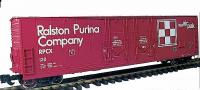 Ralston Purina Company 53-ft Güterwagen (Box car) RPCX 120