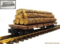 Stammholzwagen (Log car)