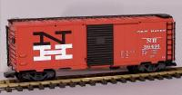 New Haven gedeckter Güterwagen (Box car) 36491