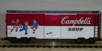 Campbell's Soup Güterwagen (Box car)