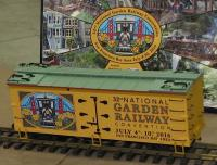 NGRC 2016 - 32nd National Garden Railway Convention Kühlwagen (Reefer)