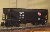 NMRA Heritage Series No. 5 - MUT Lines Hopper 1934