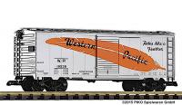 Western Pacific Boxcar19538