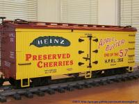 Heinz Preserved Cherries Kühlwagen (Reefer) HPRL 356